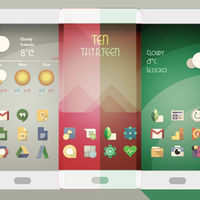 Siete nuevos packs de iconos para Android gratis por tiempo limitado