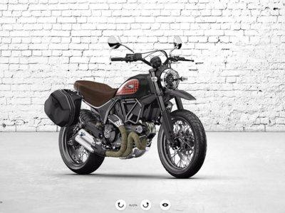 Ducati nos trae otro juguetito por su 90º aniversario, el nuevo configurador Scrambler