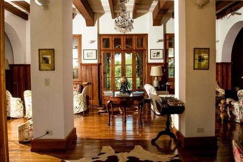 Casa Bemberg, un retiro espiritual en la Selva Misionera argentina