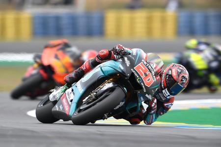 Quartararo Le Mans Motogp 2019