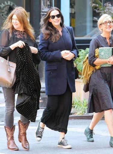 "Embarazo ""star: ¿Liv Tyler, Zoe Saldana o Mila Kunis?"