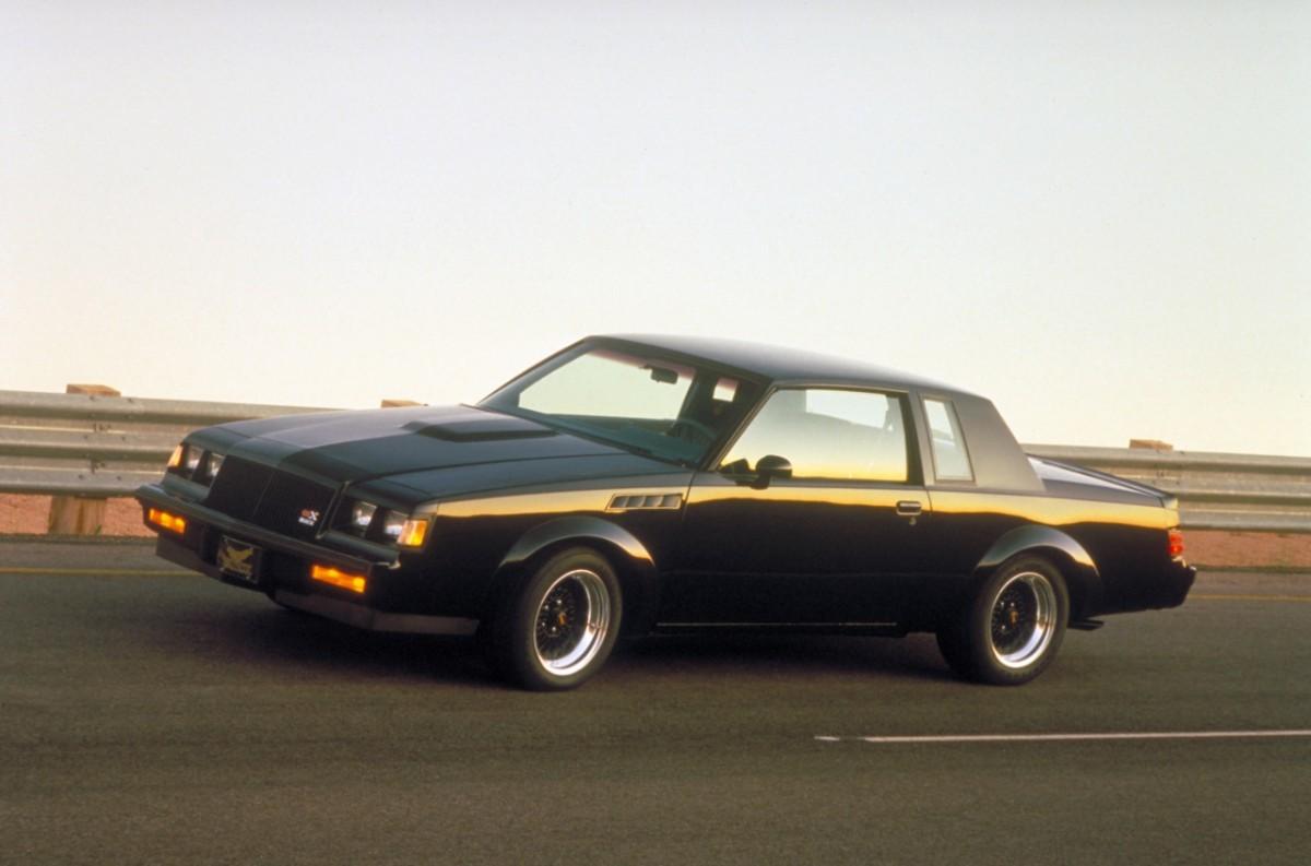 Foto de Buick Regal, 40 aniversario (5/11)