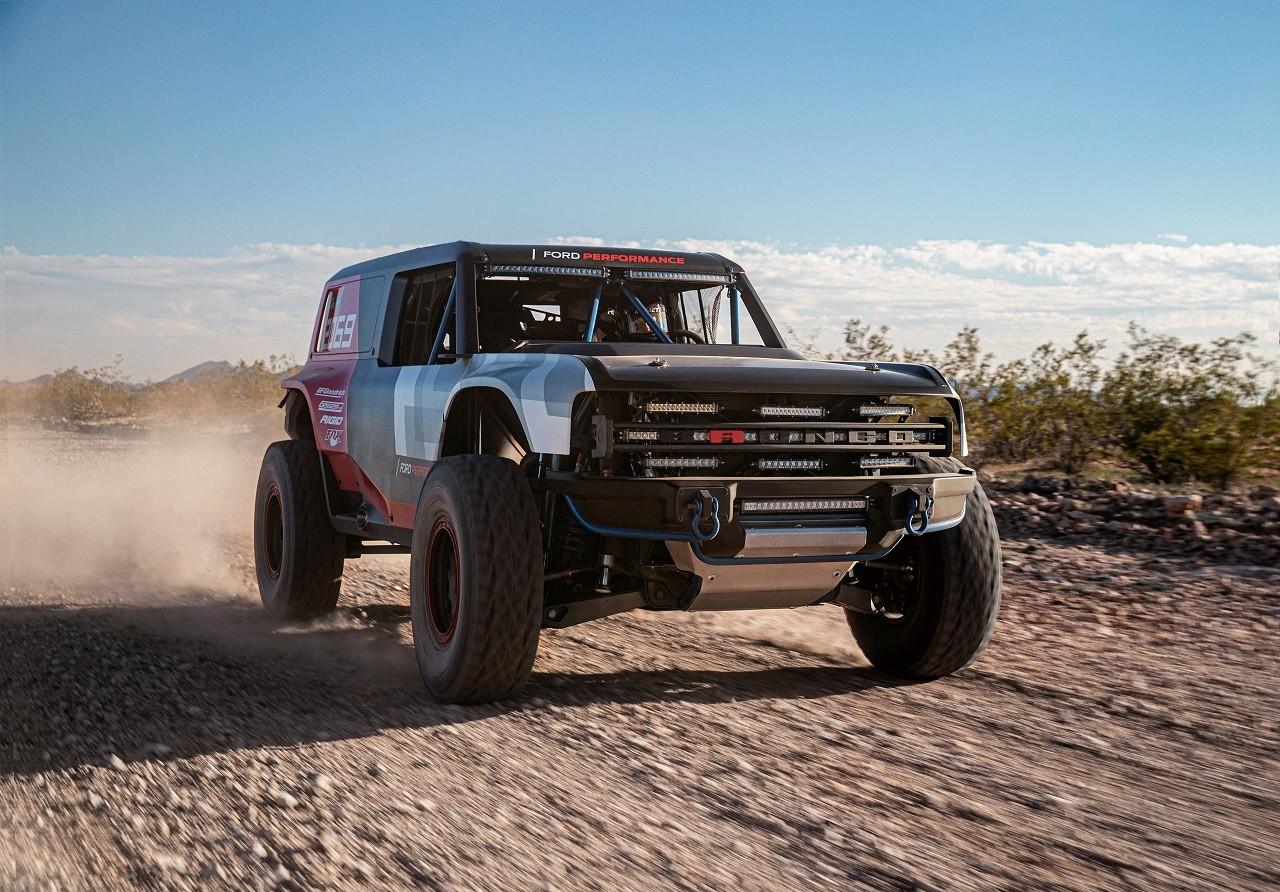 Foto de Ford Bronco R (4/13)