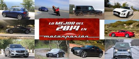 Mejor prueba: Lo mejor de 2014 en Motorpasión