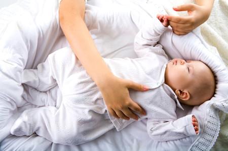 ¿Por qué ronca el bebé?