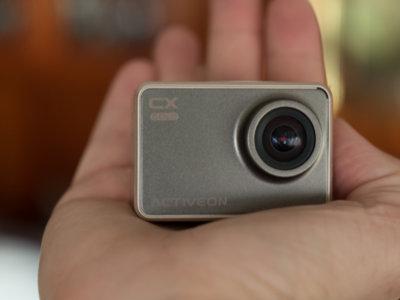 ACTIVEON CX Gold, análisis: una cámara de acción estética y funcional