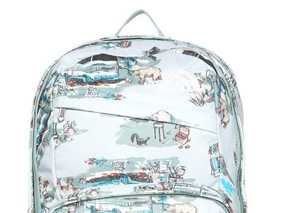 Disfruta del campo con esta mochila para senderistas de The North Face Wise Guy por 39,95 euros en Zalando