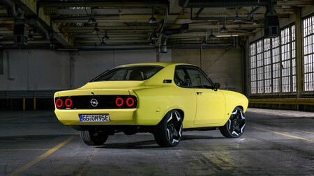 Opel Manta 1