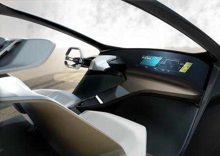 BMW i Inside Future sculpture: así visualiza BMW sus interiores del futuro en el CES 2017