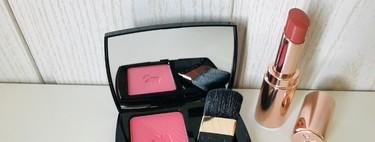 Mejillas rosadas y labios gloss: probamos este dúo de ases para la primavea de Lancôme