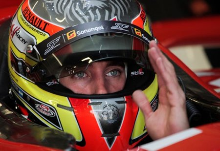 Esteban Guerrieri se marcha a las Indy Lights