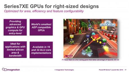 Imagination Powervr7xe Gral