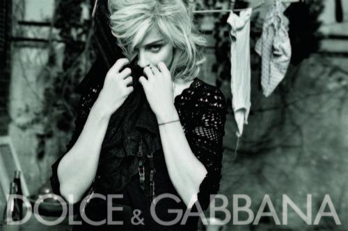 Foto de Madonna para Dolce & Gabbana. Todas las imágenes de la campaña Primavera-Verano 2010 (7/11)