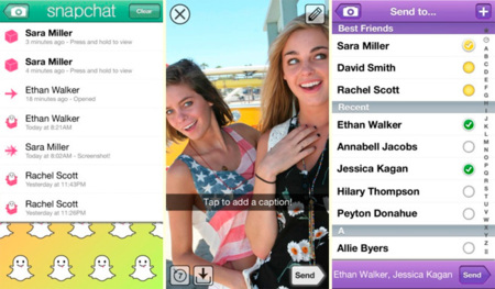 """Facebook Poke, Snapchat y la """"peligrosa"""" moda de lo temporal: ¿Son seguras estas aplicaciones?"""