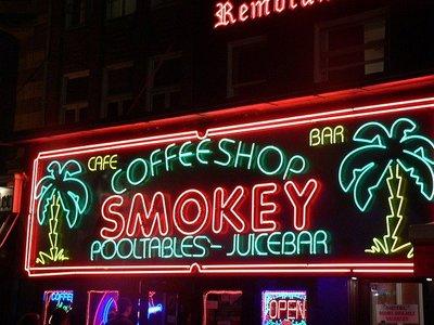 Holanda: ¿Coffee shops sin turistas?