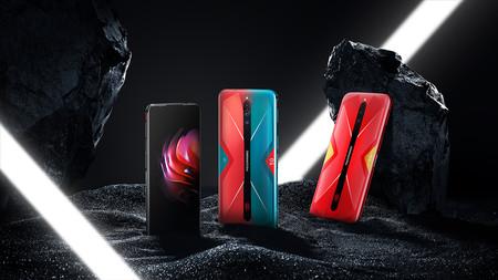 Nubia Red Magic 5G: pantalla de 144 Hz, 5G y refrigeración por ventilador para mirar de frente al público gamer