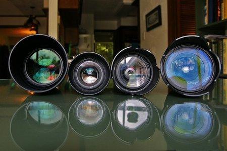 Catálogo completo de lentes Sigma