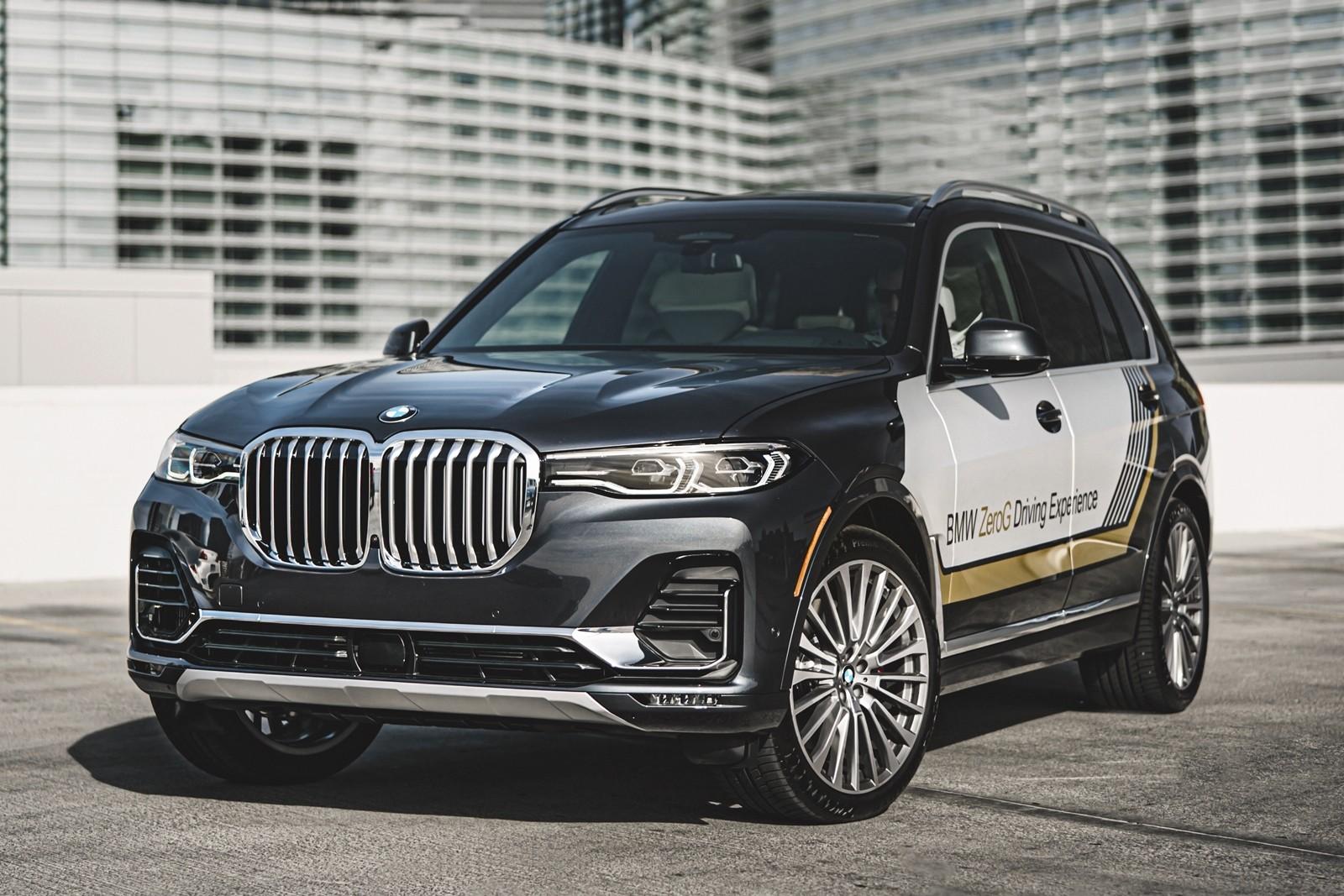 Foto de BMW X7 ZeroG Lounger 2020 (5/15)