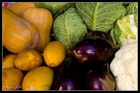 Comprar frutas, verduras y pescado de temporada