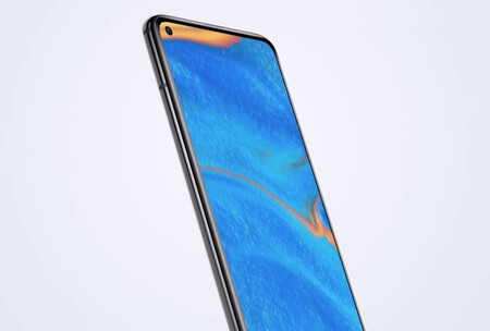 Xiaomi Redmi K30s Pantalla