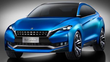 Venucia VOW, un prototipo de SUV chino