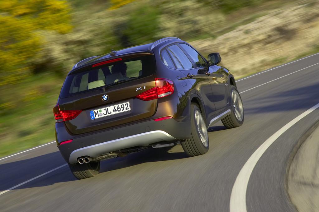 Foto de BMW X1 (81/120)