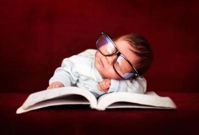 ¿Cuánto ve el bebé? Desarrollo visual del niño