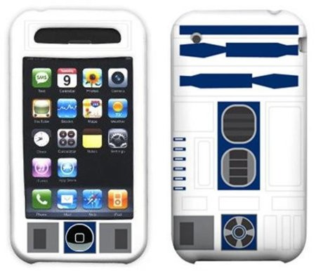 Carcasa para iPhone, R2D2