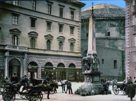 La Plaza De Minerva