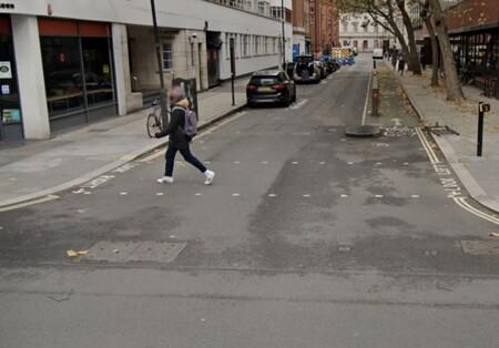 Paso Peatones Londres