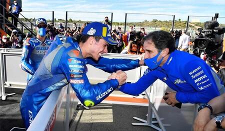 Davide Brivio, el hombre que hizo a Joan Mir campeón de MotoGP ahora dirigirá a Fernando Alonso en la Fórmula 1