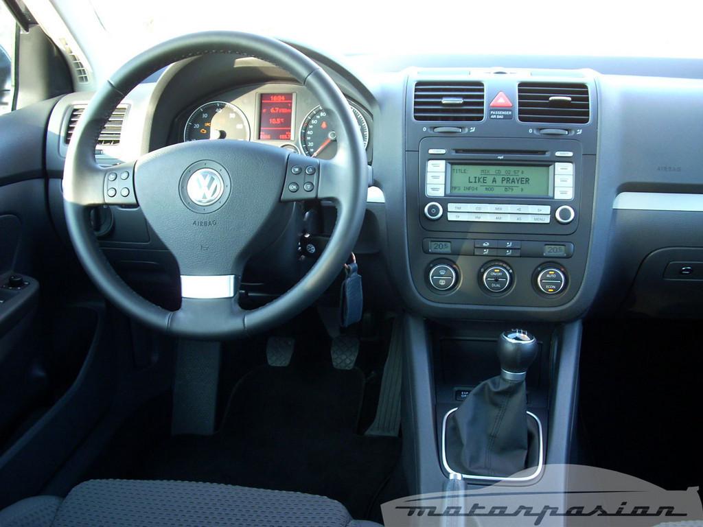 Foto de Volkswagen Golf Variant (21/40)