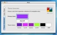 iPick: Selector de colores compatibles para diseñadores web