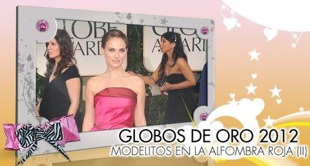 Los Globos de Oro 2012: pero qué monas que se me ponen algunas para las alfombras rojas