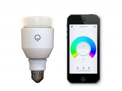 Las bombillas conectadas, posible nueva puerta de entrada a nuestra casa digital