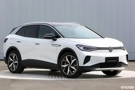 El Volkswagen ID.4, el nuevo SUV 100% eléctrico de la firma, al descubierto en imágenes filtradas