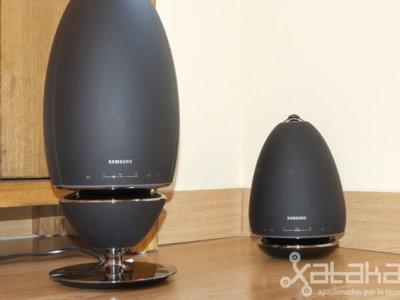 Así se portan los nuevos altavoces omnidireccionales y multisala R7 y R6 de Samsung
