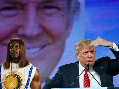 'Idiocracia', la distopía que predijo la América de Trump hace diez años