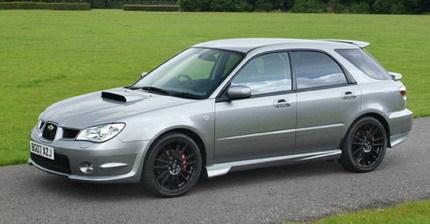 Subaru Impreza WRX GB270