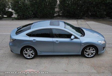 Mazda 6 Kuyira, solo en internet