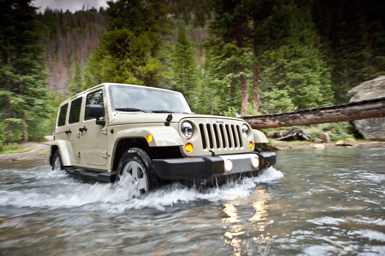 Foto de 2011 Jeep Wrangler (15/27)