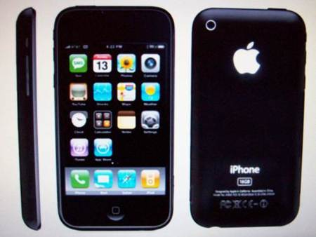 Otra imagen borrosa y dudosa del posible nuevo iPhone