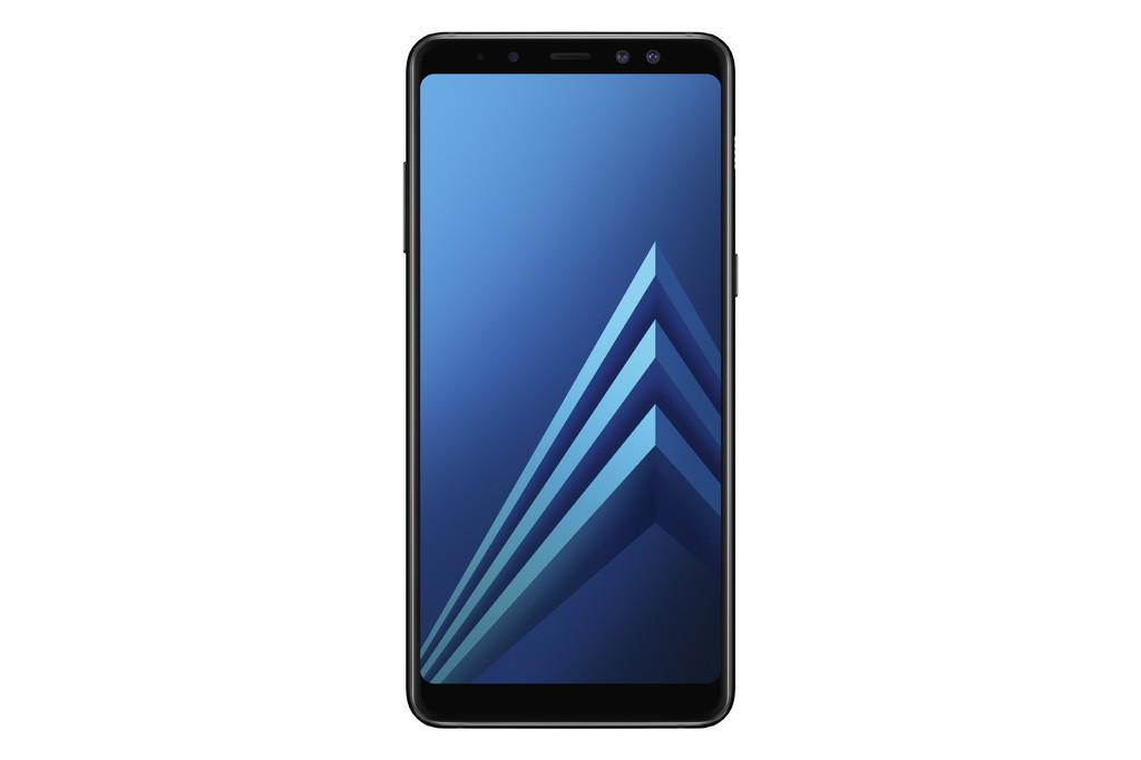 Galaxy A8 Black
