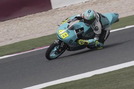 Lorenzo Dalla Porta Gp Catar Moto3 2018