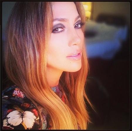 A Jennifer Lopez los 45 la pillan 'modo vida sana ON'