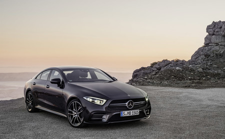 El Mercedes-AMG CLS 53 se rinde ante la tecnología mild-hybrid y un 6 cilindros biturbo