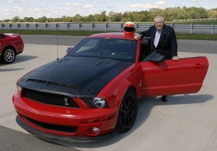 Rumore, rumore: Shelby Mustang GT500KR con 550 CV