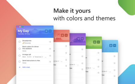La gestión de la agenda tiene nuevas opciones en macOS con el lanzamiento de To-Do en la App Store