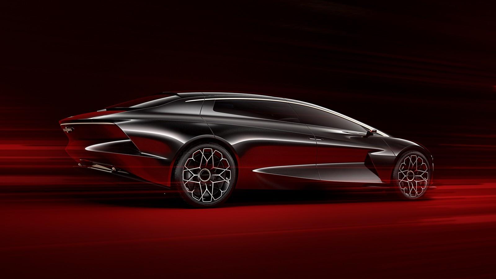 Foto de Lagonda Vision Concept (12/23)