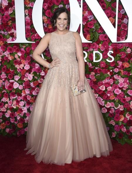alfombra roja tony awards Lindsay Mendez